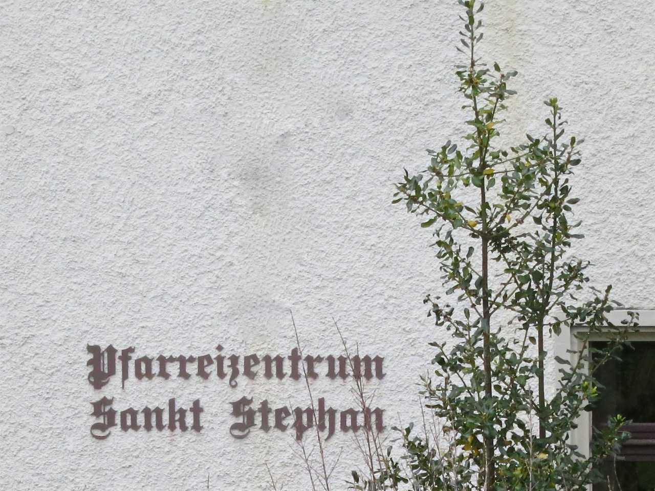Pfarreizentrum St. Stephan