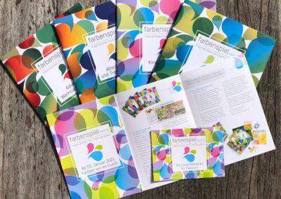 Elternbriefe – Wegzeichen wird abgelöst durch «farbenspiel.family»