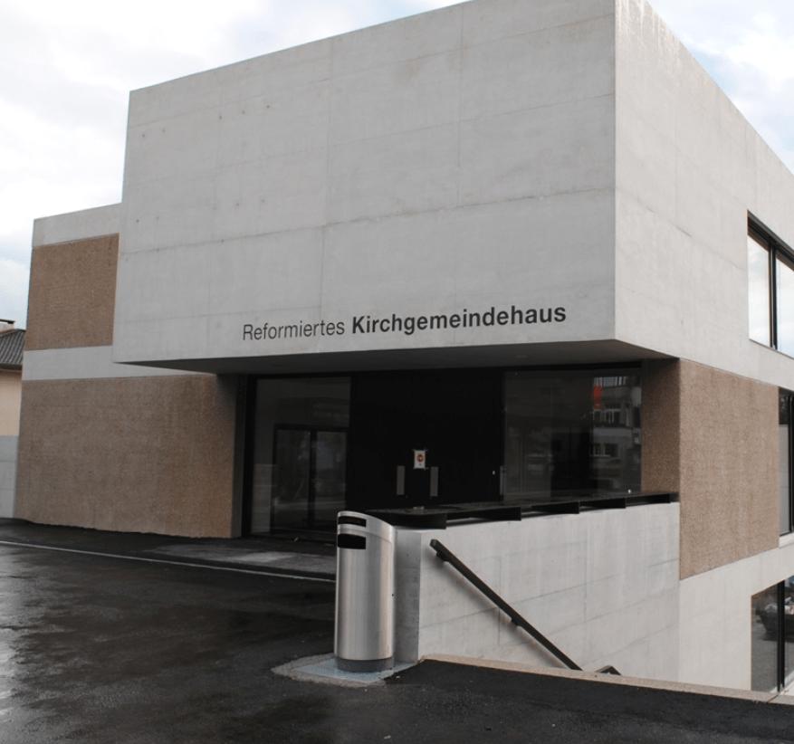 Reformiertes Kirchgemeindehaus Männedorf