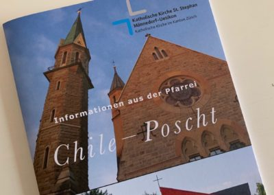 Redaktionsteam Chile-Poscht