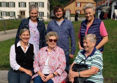 Freiwilligengruppe Ökumenische Seniorennachmittage