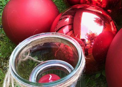 Offene Weihnachtsfeier