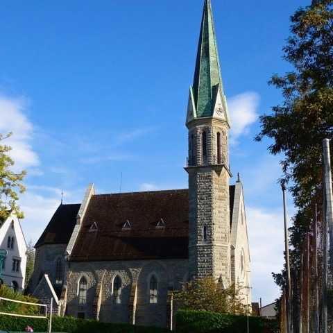 Kirche St. Stephan Männedorf